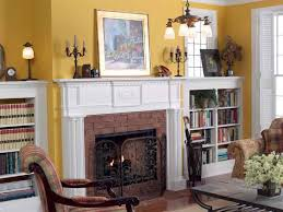 b the colonial fireplace mantel surround