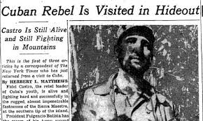 the new york times has fidel castro cuban revolutionary who defied u s dies at 90