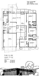 Eichler Floor Plan House History 101 How To Research Your Pad And Find Your Plans
