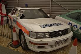 lexus ls400 modified file 1994 lexus ls400 police car top gear 5963174259 jpg