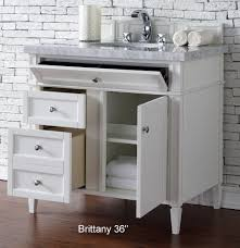 James Martin Bathroom Vanities by Brittany Vanity Cabinets By James Martin