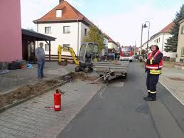 Wetter Bad Lausick 12 10 2017 U2013 Gasaustritt In Böhlen Feuerwehr Elstertrebnitz