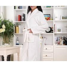 robe de chambre luxe robe de chambre luxe polaire femme blanche motifs achat vente