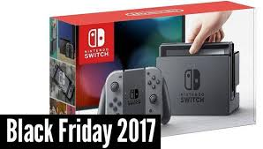 nintendo black friday deals friday 2017 deals on nintendo switch possible