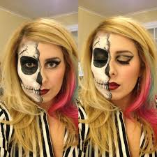 isn u0027t it amazing what a little make up can do for your halloween