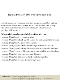 How To Write A College Resume For College Applications Admissions Counselor Resume Free Resume Example And Writing Download