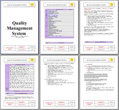 template policy handbook template
