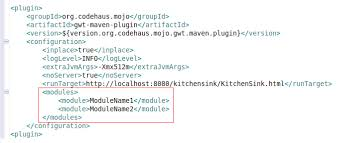 Whats New In Maven Tools - Gwt kitchen sink