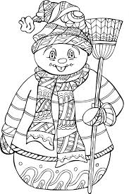 large snowman coloring page large snowman coloring page as well as doc color page full size of