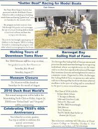Dave Beaton Floor Sanding by Toms River Seaport Society Newsletter The Seafarer
