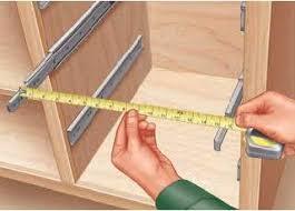 Kitchen Cabinet Drawer Guides Top 25 Best Installing Drawer Slides Ideas On Pinterest Dresser