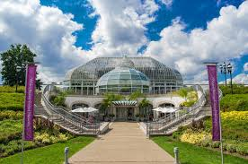 Phipps Conservatory Botanical Gardens by Espores Phipps Conservatory Y Botanical Gardens