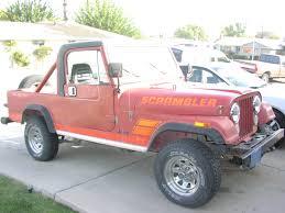 cj8 jeep 1984 cj 8s