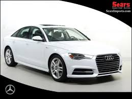 audi a6 premium pre owned 2016 audi a6 3 0t premium plus 4dr car in minnetonka