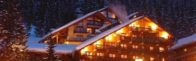 chambre d hote meribel hôtel méribel l orée du bois hôtel restaurant en coeur de station
