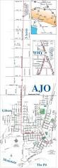 Map Of Chandler Az Ajo Az Map Image Gallery Hcpr