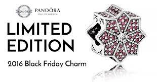 the limited black friday becharming u0027s exclusive 2016 pandora black friday offers