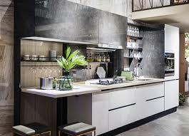 Straight Line Kitchen Designs Straight Line Kitchen Kitchen Wall Shelf Design Oppeinhome Com