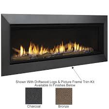 Majestic Vent Free Fireplace by Majestic Wide View Echelon Ii Direct Vent Fireplace 48 Inch