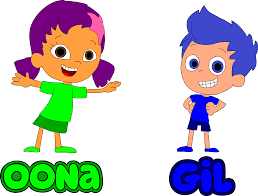 oona gil bubble guppies blueelephant7 deviantart