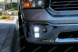 Led Fog Light Dodge Ram 1500 80w High Power Cree Led Fog Lights