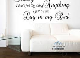 One Direction Sofa Bed One Direction Beautiful Lyrics Wall Sticker World Of Wall Stickers