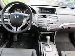 2012 honda accord ex l v6 2012 honda accord ex l v6 coupe black dashboard photo 53882162