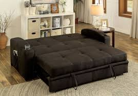 Sofa King Doncaster by Mavis Dark Brown Futon Sofa From Furniture Of America Coleman