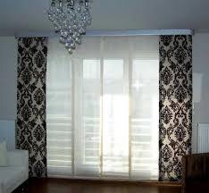 Blinds Ideas For Sliding Glass Door Amusing Drapery Panels For Sliding Glass Doors 74 With Additional