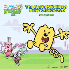 wow wow wubbzy collection 4 disc dvd