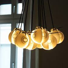 Tea Cup Chandelier Elegant Porcelain Cup Lighting By Laura Pregger