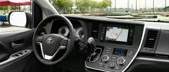Toyota Sienna 2015 Release Date Enjoy A Capable Modern Van With The 2017 Toyota Sienna