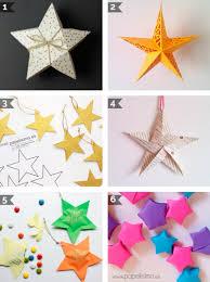 estrella de navidad manualidades christmas stars christmas