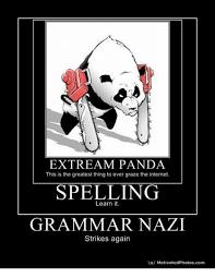 Grammer Nazi Meme - 25 best memes about grammar grammar memes