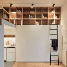 Home Interior Design For 1bhk Flat Best 25 Micro Apartment Ideas On Pinterest Micro House Small
