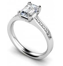 white gold engagement rings uk 18ct diamond ring for your engagement or wedding