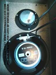 Mission 700 Bookshelf Speakers Mission Replacement Speakers Parts Spares Drivers