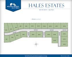 Utah Trax Map by Hales Estates U2013 Farr West Nilson Homes
