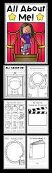 all about me mini booklets social studies favorite color and