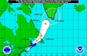 hurricane arthur dumps rain across mass the boston globe