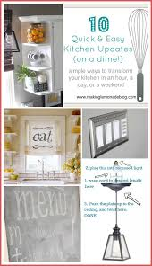Easy Kitchen Renovation Ideas 10 Ideas For Remodeling Your Kitchen On A Budget Lemonade