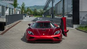 koenigsegg agera red koenigsegg agera r hypercar sits down on custom luxury wheels 28