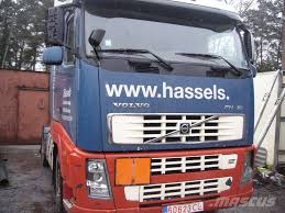 trucks for sale volvo used used volvo fh16 d16c year 2005 for spare parts box trucks year