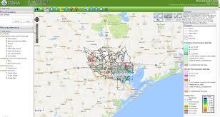 Flood Map Houston Fema Flood Risk Map Shows Nearly 8 000 Buildings In U0027special Flood