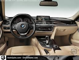 luxury cars inside first photos of the now best in class 2012 bmw 3 series interior