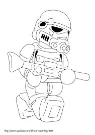 star wars coloring pages blank lego minifigure page free lego star