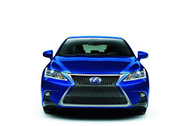 lexus full electric car lexus adds details to back up 2014 ct200h facelift