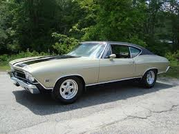 1968 chevrolet chevelle for sale 1974530 hemmings motor news