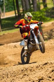 ktm motocross bike 2016 ktm 450sx f test riding impression dirt bike test