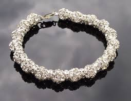 crystal bracelet swarovski images Wedding crystal bracelet swarovski crystal encrusted bracelet jpg